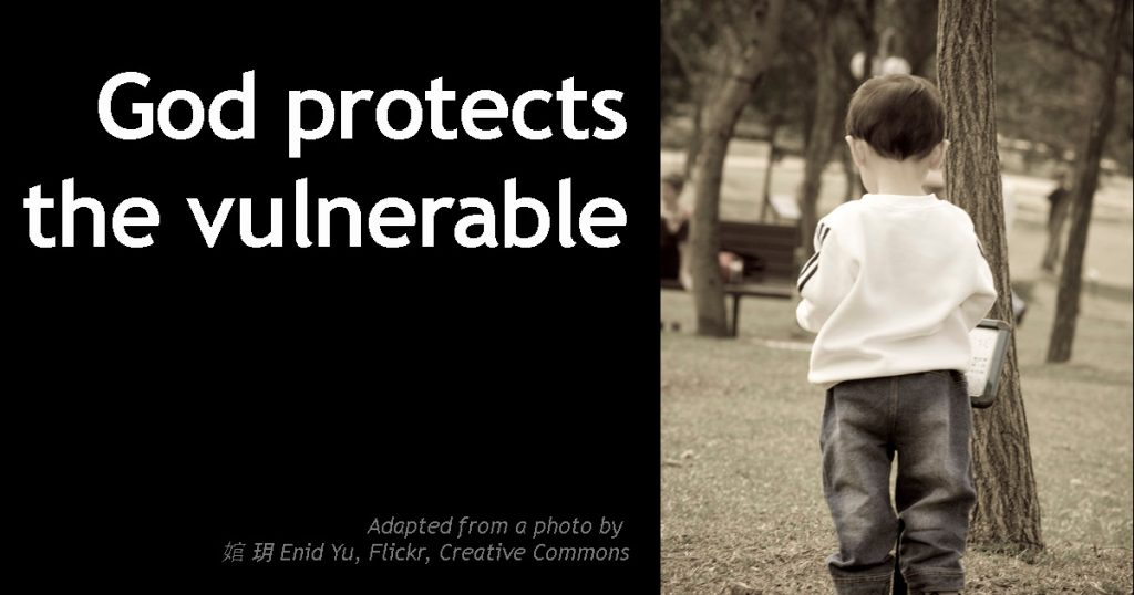 god-protects-the-vulnerable